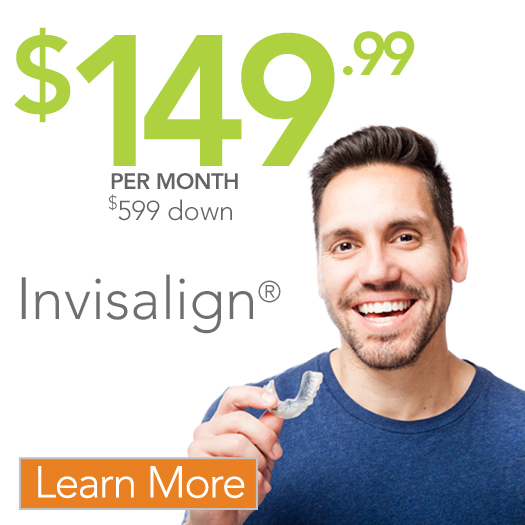 Invisalign Financing Offer
