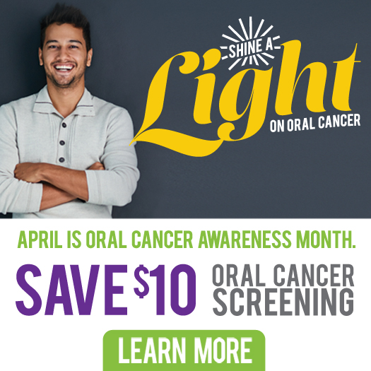 Oral Cancer Screening Offer