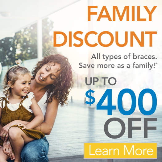 Family Discount Orthodintics Offer