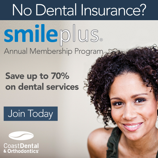 SmilePlus® for uninsured patients
