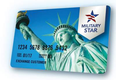 USE YOUR MILITARY STAR CARD
