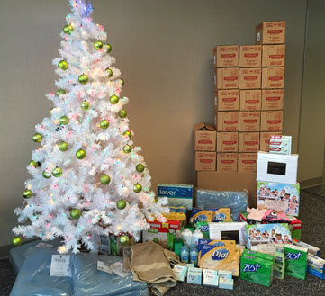 Coast Dental The Spring Donations 2015