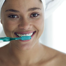 Good tooth brushing habits