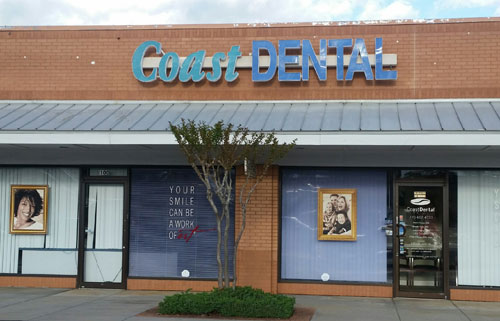 Coast Dental Conyers