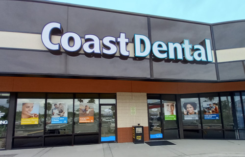 Coast Dental Gandy