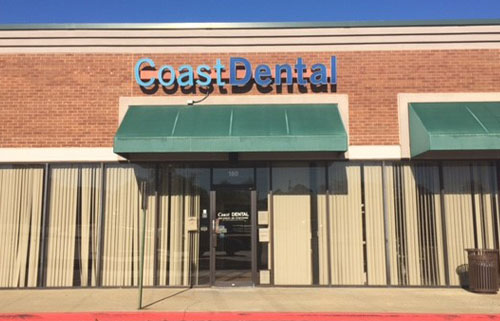 Coast Dental Marietta Trade Center