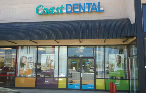 Coast Dental Northlake