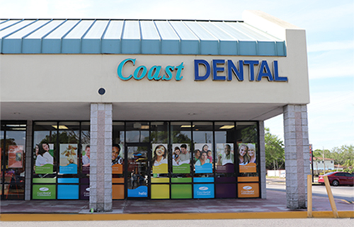 Dentists in Town N Country -Tampa | Coast Dental