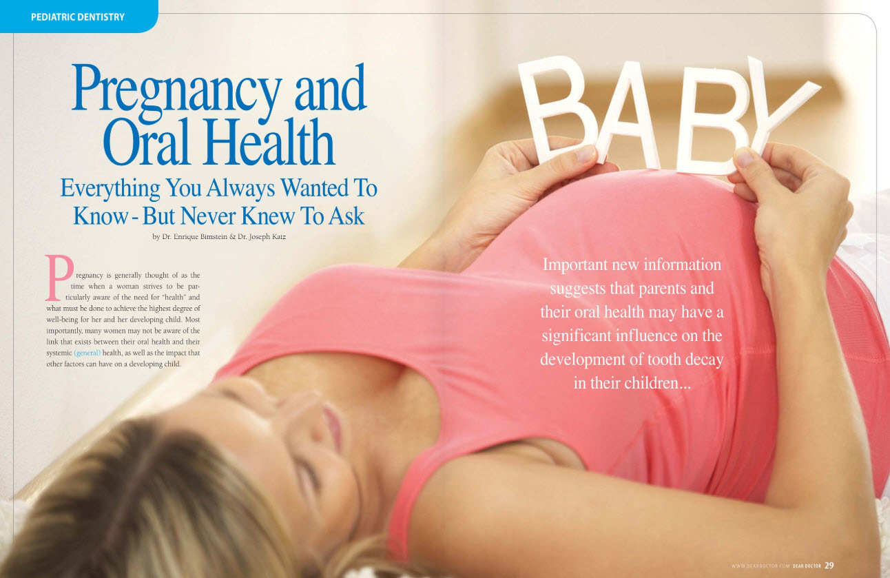 Pregnancy & Oral Health