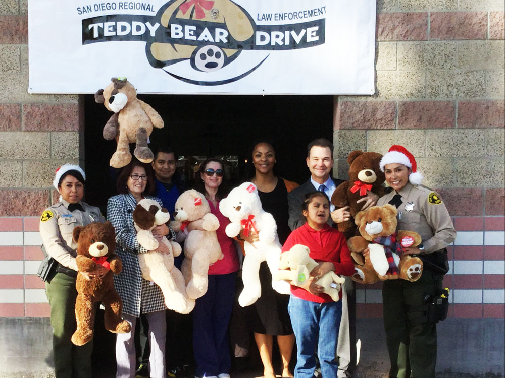 Teddy Bear Drive