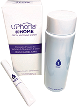 uPhoria @Home Teeth Whitening Kit